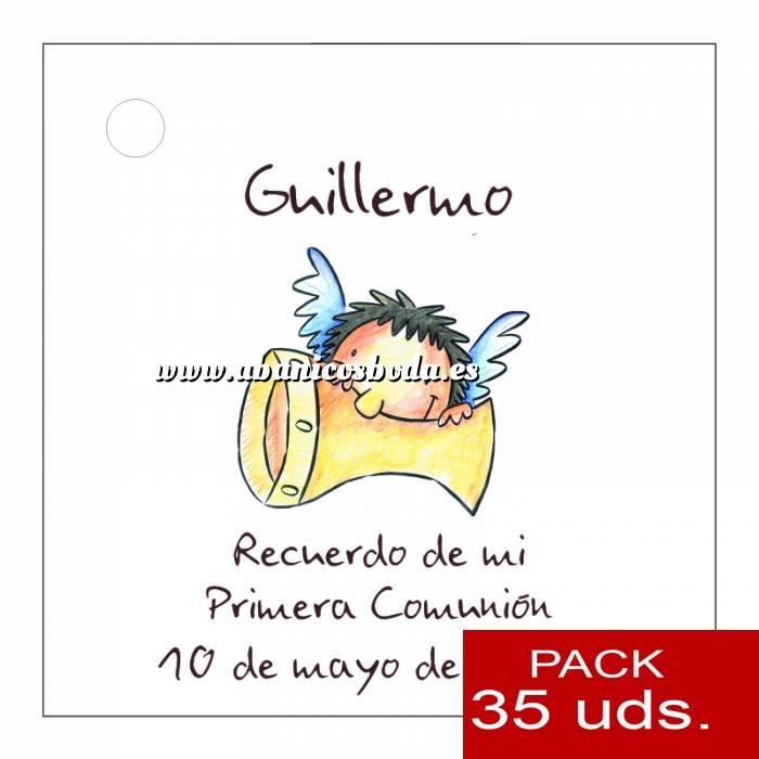 Imagen Etiquetas impresas Etiqueta Modelo A17 (Paquete de 35 etiquetas 4x4)