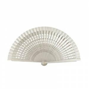 Abanico Calado 16 cm - Abanicos Calados 16 cm Blanco (Últimas Unidades)